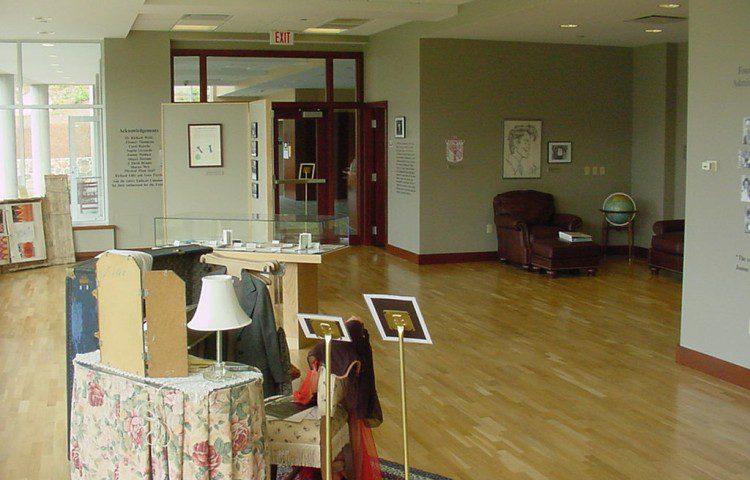 Endicott college library addition craig herrmann design for Endicott college interior design