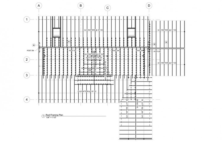 residential framing drawings